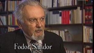 Meghalt Fodor Sándor