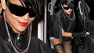 Már megint hogy néz ki Rihanna?