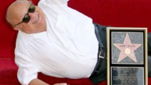 A legkisebb amerikai sztár örömében lefeküdt