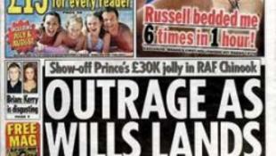 Újabb botrányos lehallgatással vádolják a brit bulvárlapot