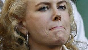 Nicole Kidman mostanában könnyen zokog