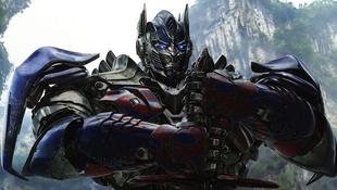 Rekorder az új Transformers-film