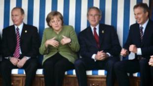 A németek megmérgezték az amerikai elnököt