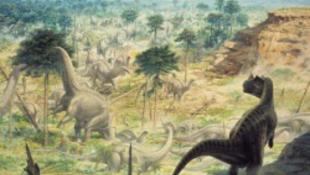 A dinoszauruszok előtt is voltak állatok