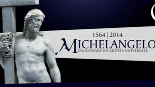 Kiállítás Michelangelo emlékére