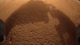 Egyre szebb az idő a Marson