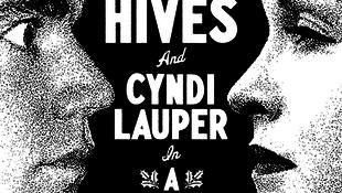 Cyndi Lauper és a The Hives közös karácsonyi dallal kedveskednek