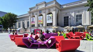 Őrületes ötlettel készül Bécs az Eurovízióra