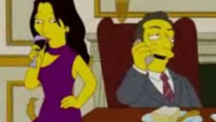 Micsoda? Sarkozyék valójában csak rajzfilmhősök? Videó!