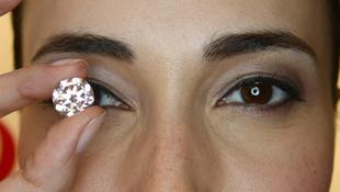 Eladó a világ egyik leghíresebb gyémántja