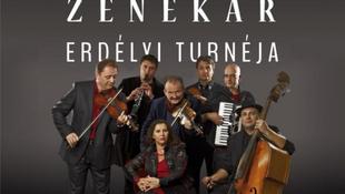 Erdélyben turnézik a Csík Zenekar