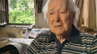 Meghalt Lossonczy Tamás – 105 éves volt