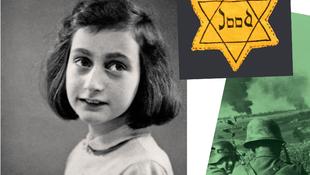 Idén nyáron lenne 90 éves Anne Frank
