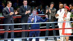 Színpadi ringben harcol Rocky