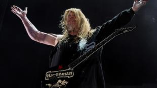 Meghalt Jeff Hanneman
