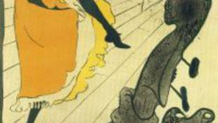 Toulouse-Lautrec világa a Szépművészetiben