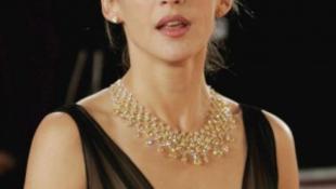 Sophie Marceau-nak magyar író a kedvence