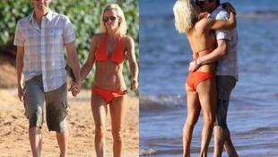 Jim Carrey csaja sokba kerül, de legalább jól néz ki – bikiniben is