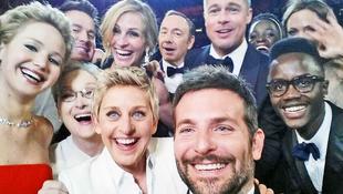 Akár egymilliárd dollárt is érhet a híres Oscar-selfie