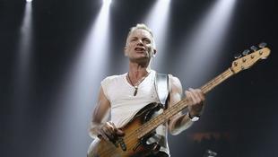 Mégis lesz Sting koncert, nem is akármilyen!