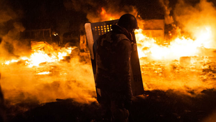 Kijev képekben - egy fotográfus a forradalomban