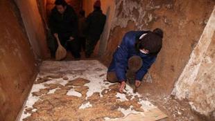 1500 éves freskókra bukkantak Kínában