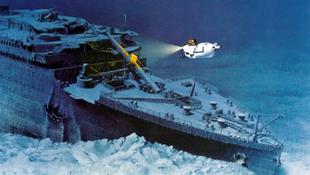 Fosztogatók ellen kell védeni a Titanic roncsait
