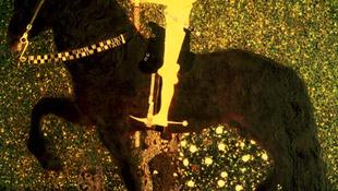 Vasárnap elvágtat Japánba az Arany lovag