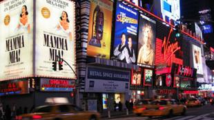 Tragédia a Broadwayn