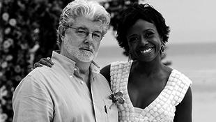 George Lucas újra megházasodott