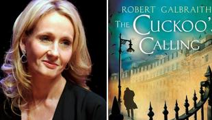 J. K. Rowling és Robert Galbraith kapcsolata