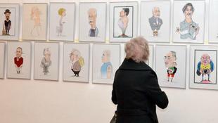 Kritikus képek: sokakat kifigurázott a magyar művész