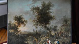 Eltűntnek hitt festményt kapott vissza Lengyelország
