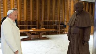 Ferenc pápa lett a legnépszerűbb édesség