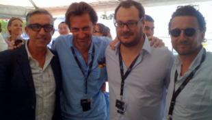 Magyart díjaztak Cannes-ban
