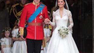 Nyoma veszett a hercegi párnak