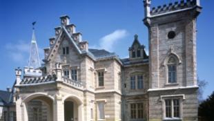 Megkezdődött a Nádasdy-kastély felújítása