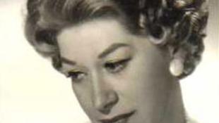 Elhunyt Regina Resnik operaénekesnő