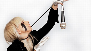 Lady Gaga megmentette a zeneipart