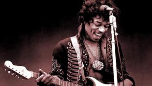 Jimi Hendrix a Fonóban