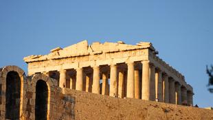 Görögország visszakapta az Elgin-márványok egy darabját