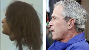 George Bush fejét tűzték karóra az HBO sikersorozatában