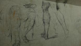 Michelangelo titkai kerültek elő a sötétből