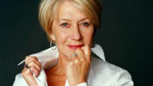 Kitüntették Helen Mirren-t