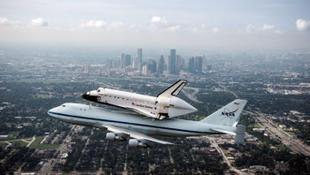 Kiállítják a legendás űrrepülőt