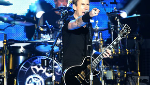 Betegség miatt lemondta turnéját a Nickelback