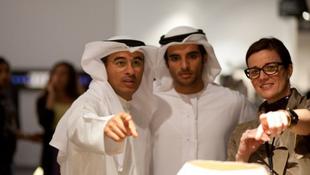 Magyar designerek Dubaiban