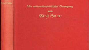 Újra kiadják Hitler Mein Kampfját Németországban