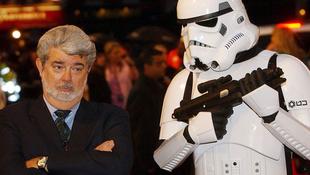 Ma 69 éves George Lucas