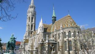 Veszélybe került a Mátyás templom